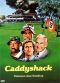 Golf Caddyshack - Wahnsinn ohne Handicap