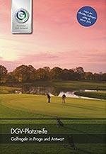 DGV Platzreife: Golfregeln in Frage und Antwort
